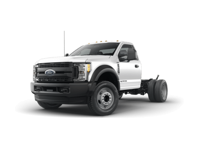 New 2019 Ford F-550 Chassis Truck Regular Cab in Jamestown, NY